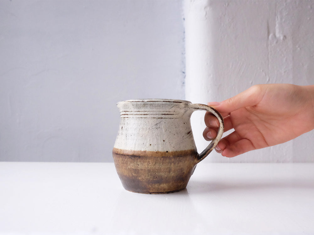 Scratch Coffee Pitcher by Takahiro Manome