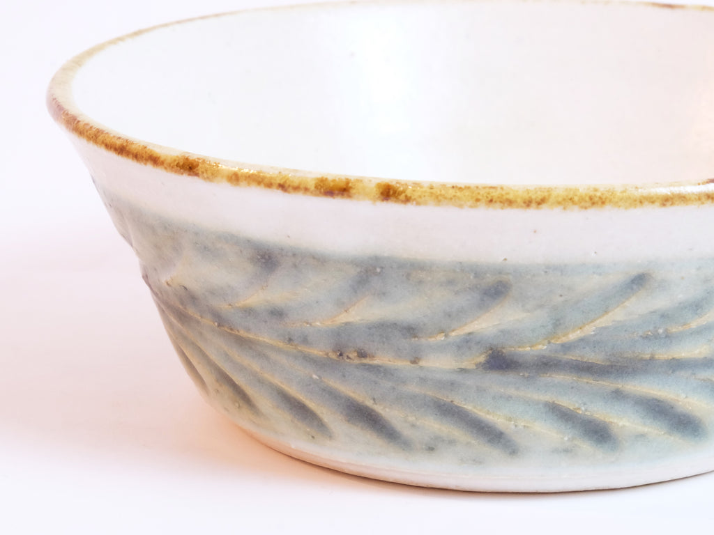 Large Laur Series Bowl by Mishio Suzuki