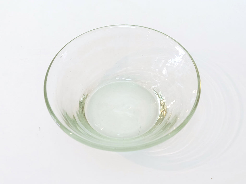 Glass Bowl by Seiten