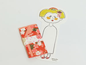 Maiko-han Message card