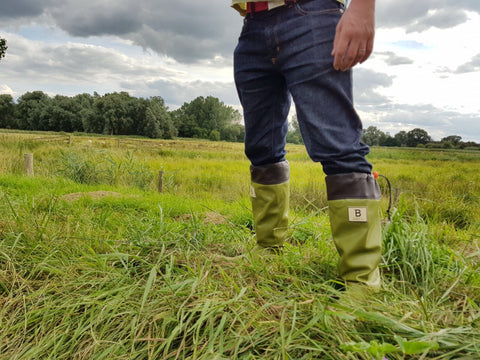 WBSJ Portable Wellington Boots