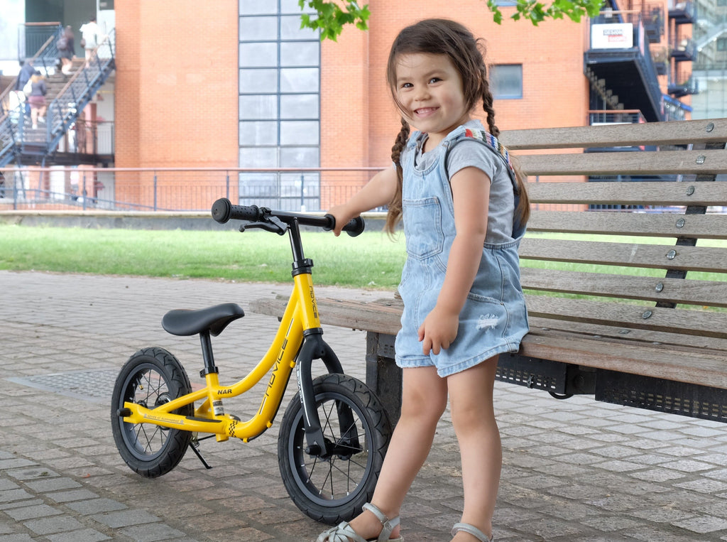 Novice12 Balance Bicycle for Children by Sakai Cycle
