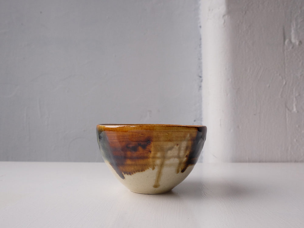 Large Patchwork Pattern Bowl by Aya Kondo