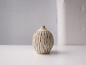 Load image into Gallery viewer, Bud Vase by Hiroshi Kikuchi