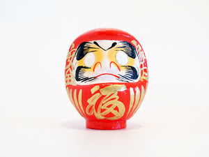 Load image into Gallery viewer, Daimonya Daruma: M1 15cm RED