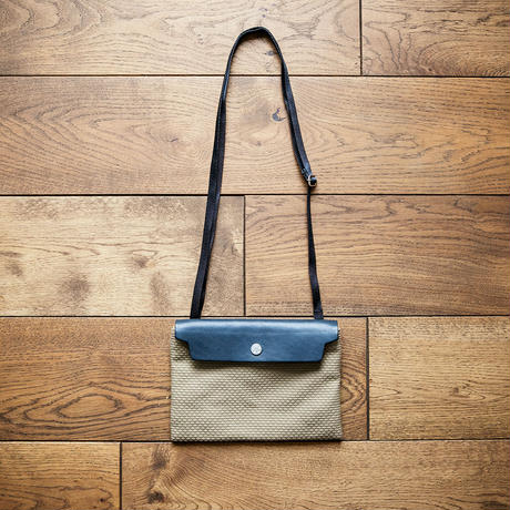 Load image into Gallery viewer, Khaki beige/Navy