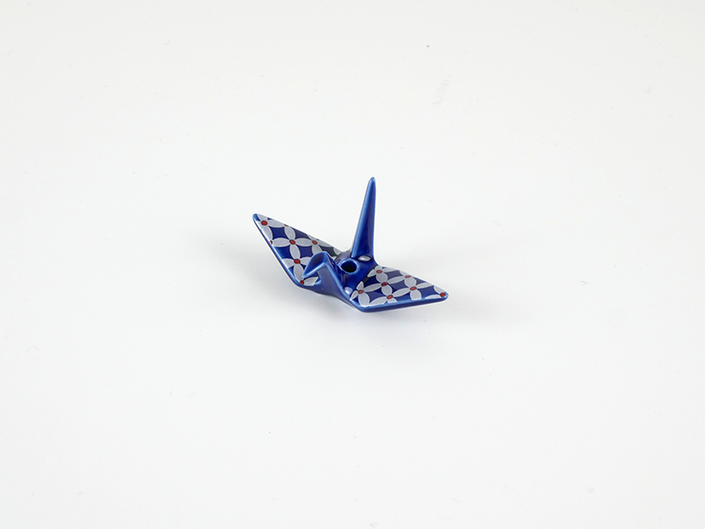 Load image into Gallery viewer, Origami Crane Navy