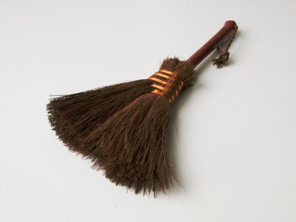 Mini Hōki Brush by Nagaike Mingeiten