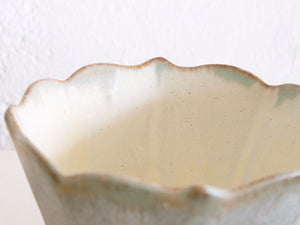 Octagonal cup