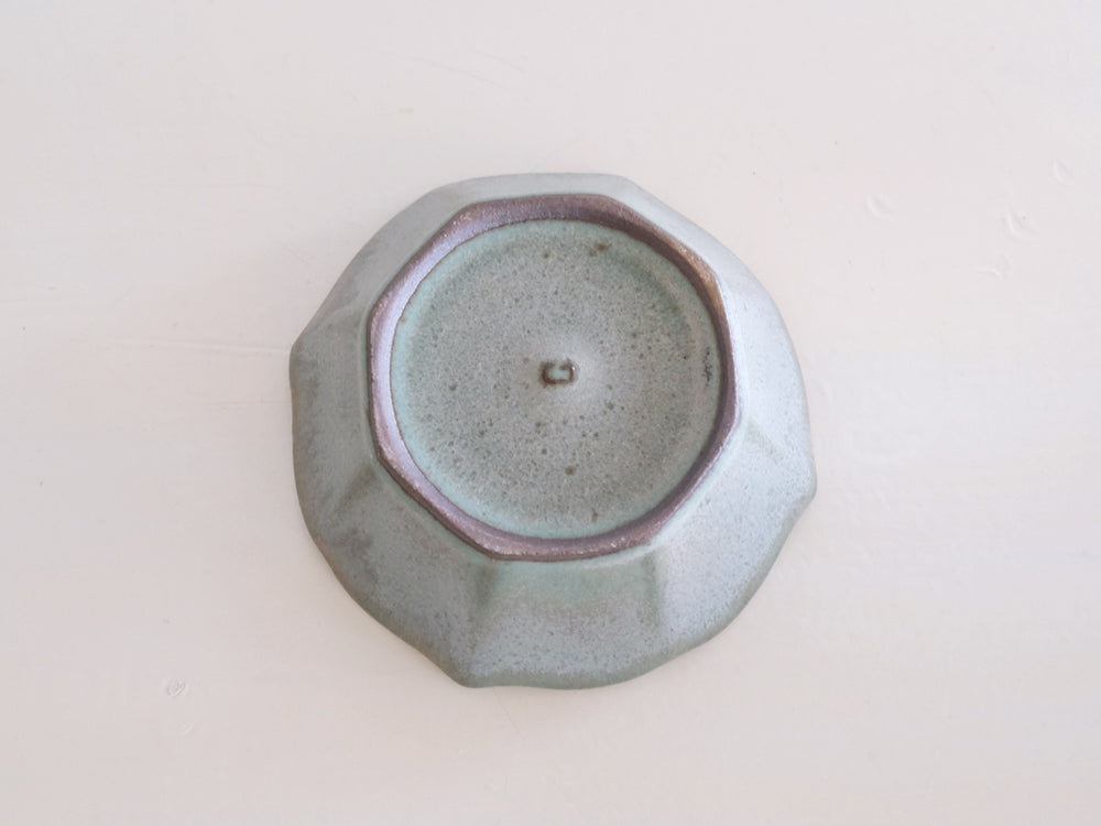 Octagonal cup  Base
