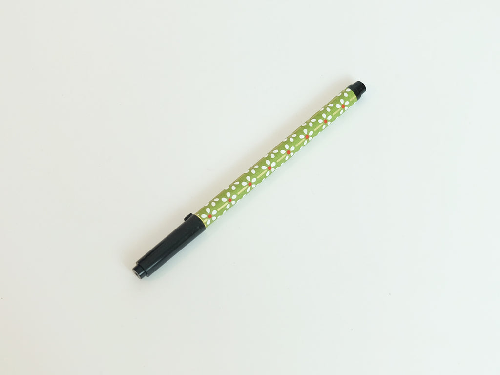 Calligraphy Pen Green