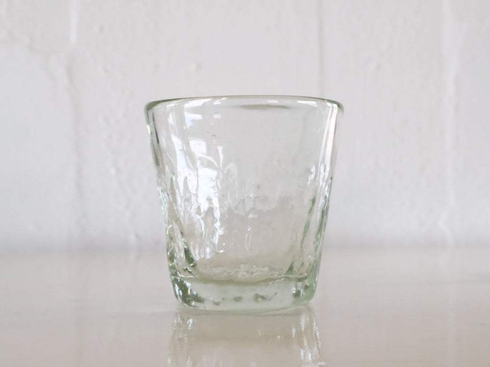 Rock Glass Clear