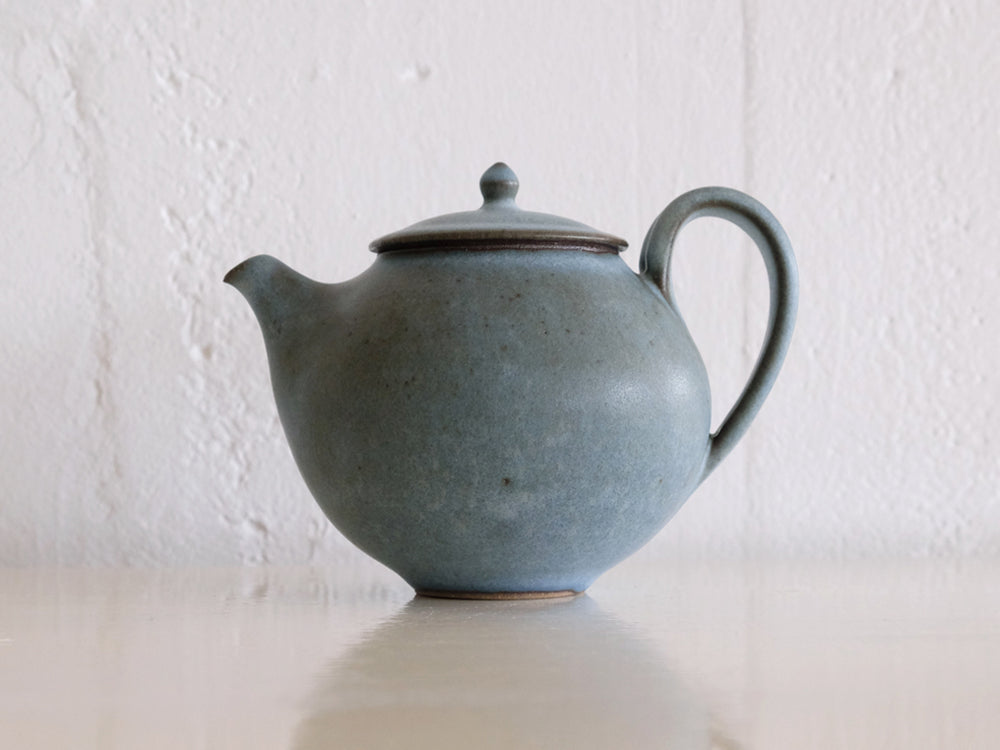 Load image into Gallery viewer, Teapot Blue