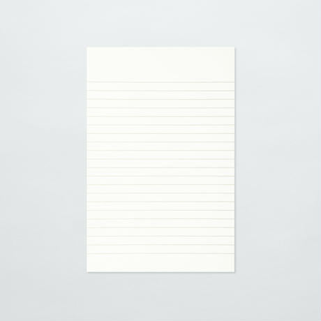Metallic Line Writing Paper