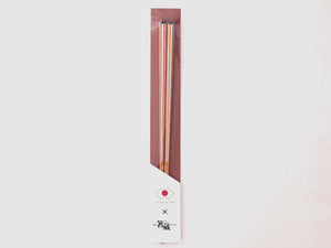 Load image into Gallery viewer, Matsukan Chopsticks Bamboo Stripes