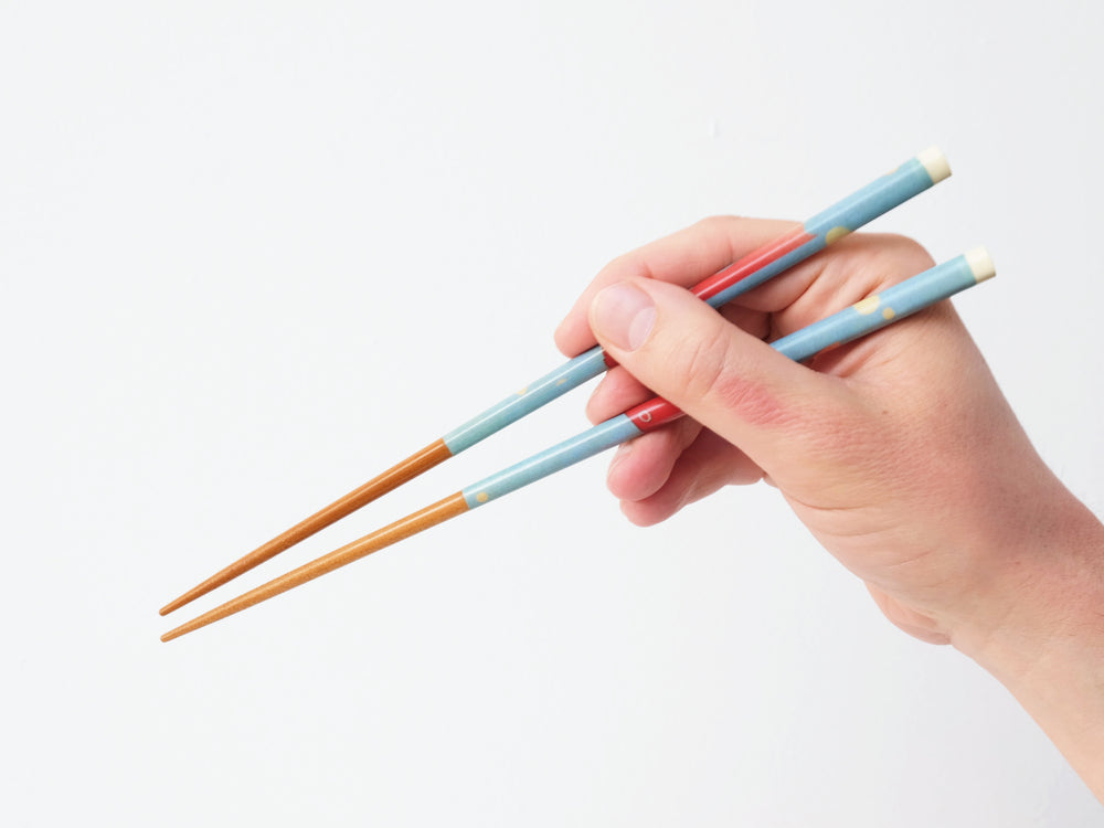 Load image into Gallery viewer, Matsukan Chopsticks Goldfish