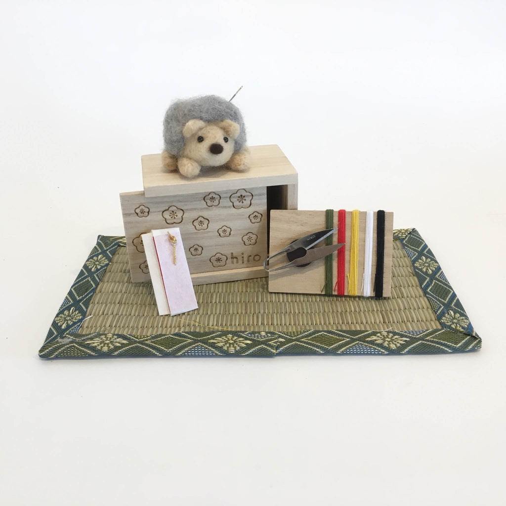 Hiro Hedgehog Sewing Box