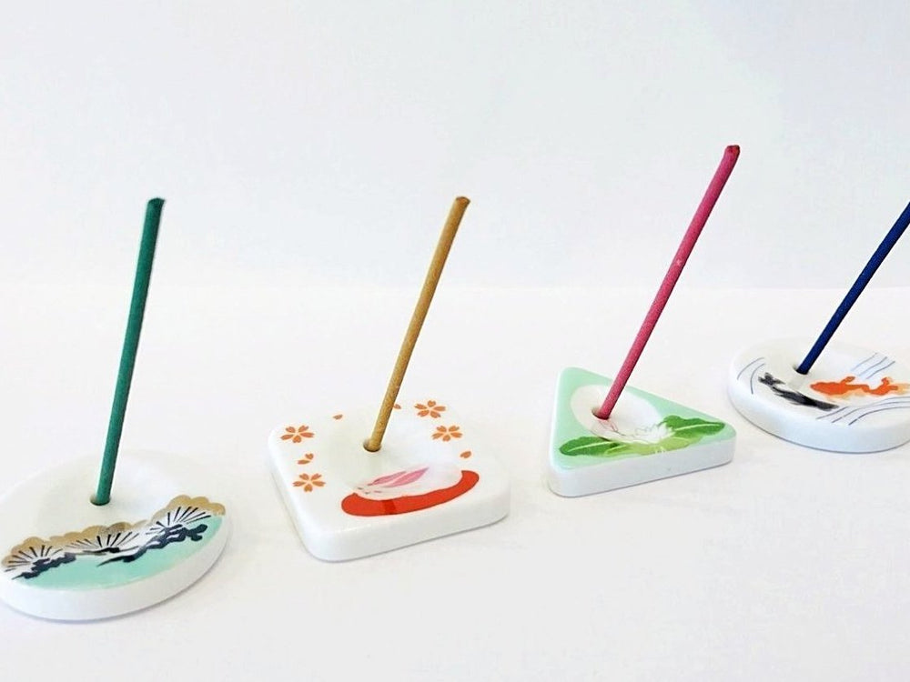 Kosaido Incense Holders