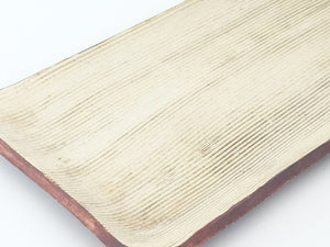 Rectangle Birch Series Plates (Medium) by Mishio Suzuki