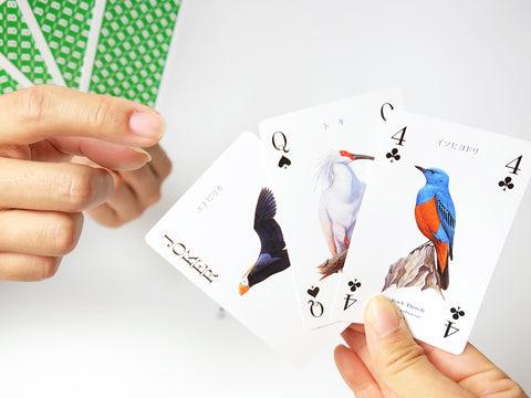 WBSJ Bird Playing Cards (Waterbirds)