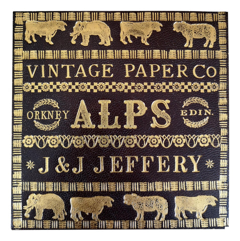 john and jane jeffery with vintage paper co