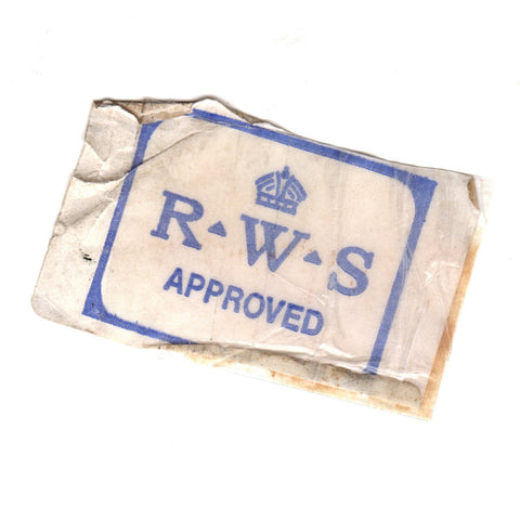 RWS ROYAL WATERCOLOUR SOCIETY