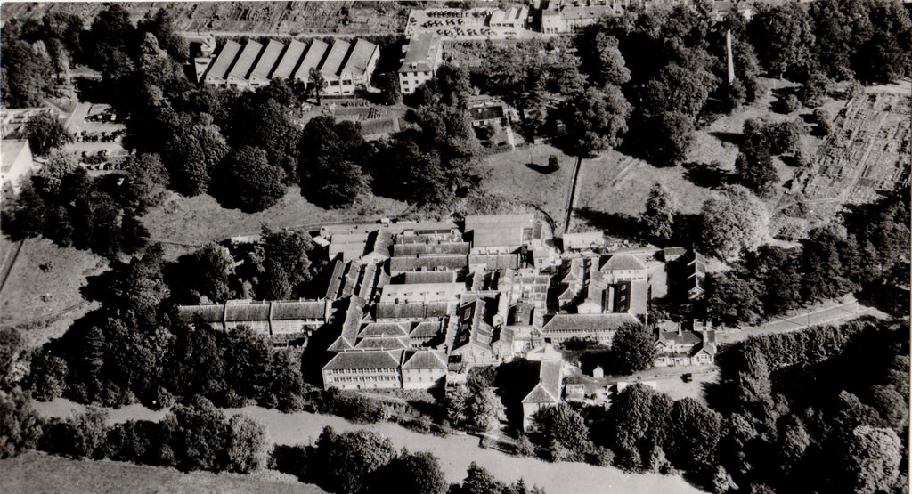 J Whatman's Springfield Mill from the air