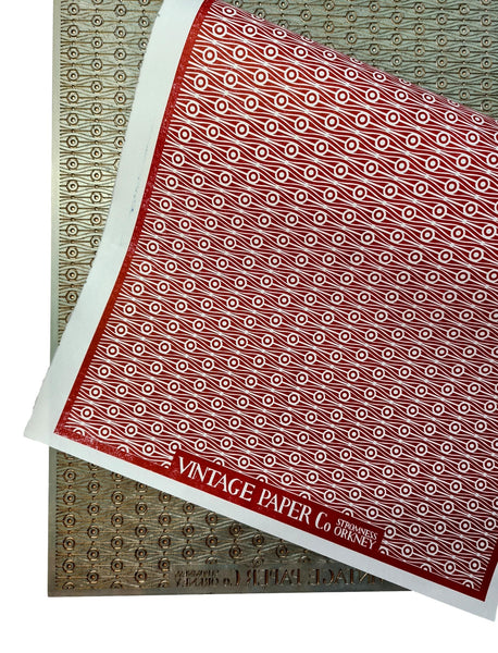 VPCo Press #4 Rubine Red