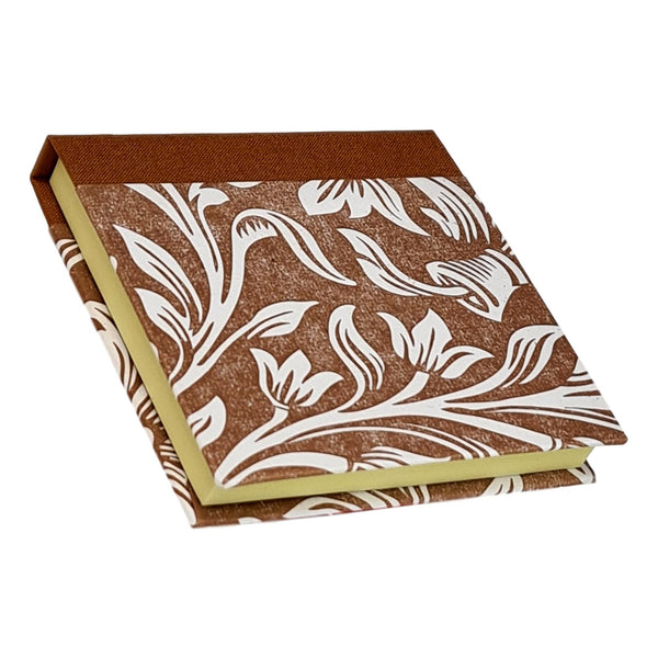 Genius Pad #14 Floral Copper