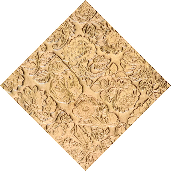 Gold Embossed Paper #1