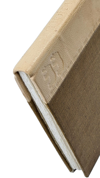 Double Elephant Book  - Arnold Unbleached Linen