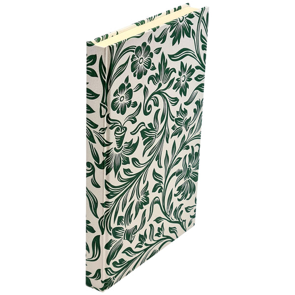 Spring Green Book for Writing ☰