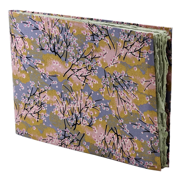 TG Rag Wrap: Cherry Blossom with Free Shipping