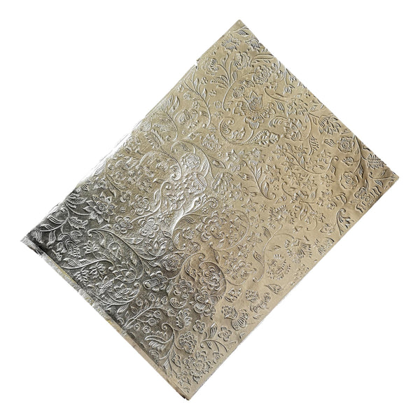 Gold Embossed Paper