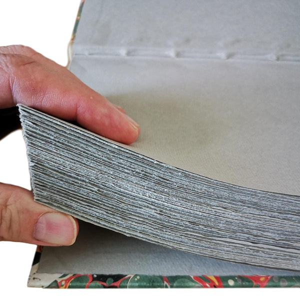 John and Jane Jeffery Handmade Books for Vintage Paper Co Orkney
