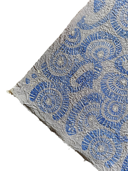 Katazome hand printed Japanese decorative paper