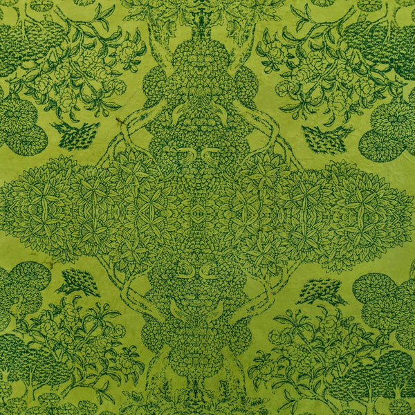 Hatakami Silk - Forest (Green)