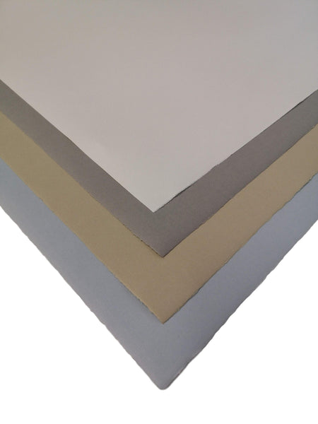 Zerkall White - 10 sheet pack