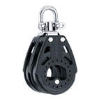 Harken 57mm Double Block- Swivel