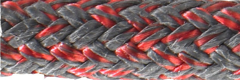 New England Rope Poly Tec Red
