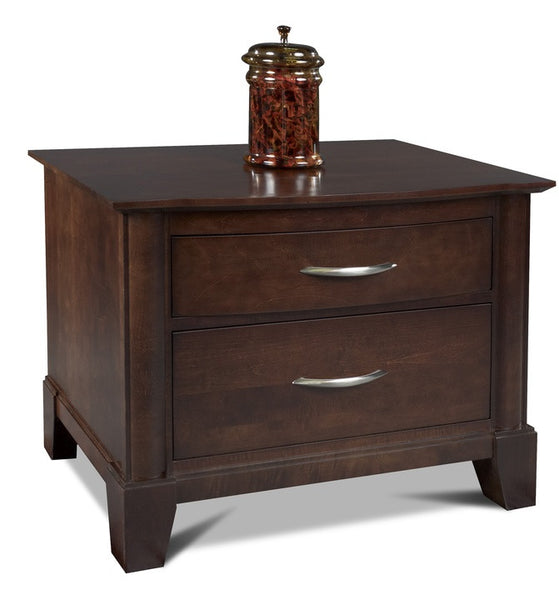 Evolution Collection - 2 Drawer Night Stand