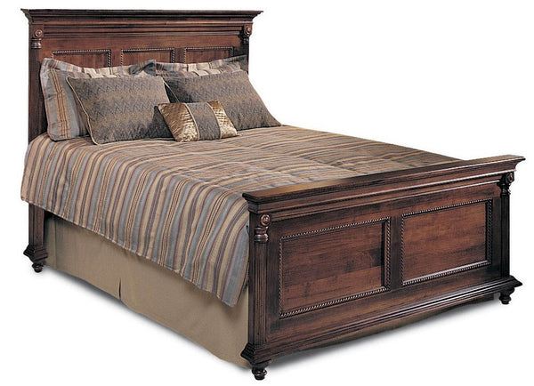 Brookline Collection - Panel Bed