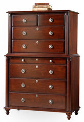 Brookline Collection - Chest On Chest