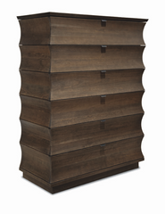 Cascata Collection - 6 Drawer Chest