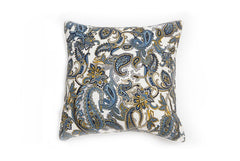 Princely Paisley Pillow, Monsoon