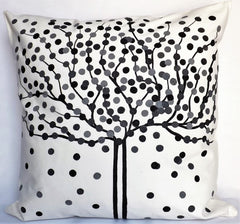 Gallery Pillow, Orchard Grey
