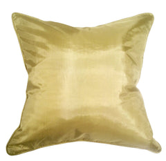 Turquoise Palace - Art Silk Pillow, Doe