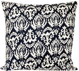 Ikat Couture Pillow, Medallion