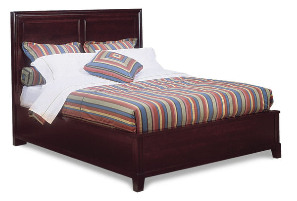 Manhattan Collection - Panel Bed