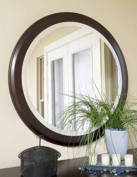 Downtown - Round Mirror
